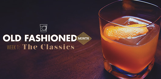 Old Fashioned Month – Week 1 – The Classics