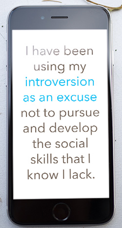 introversion social anxiety