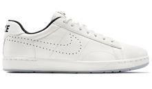 White Nike Tennis Classic