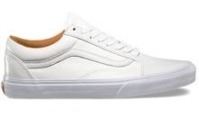 White Vans sneaker