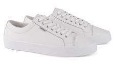 White pointer sneakers