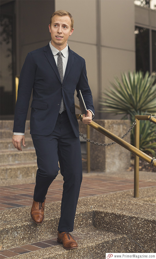 Shop the look - Live Action Getup: Suit Up
