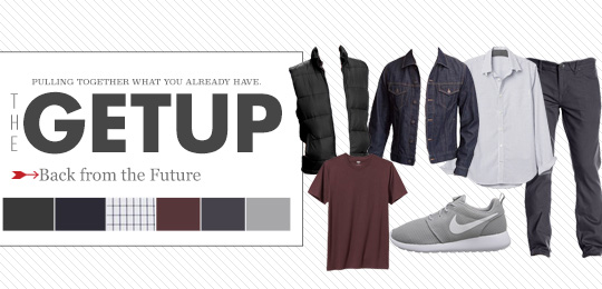 The Getup: Back from the Future
