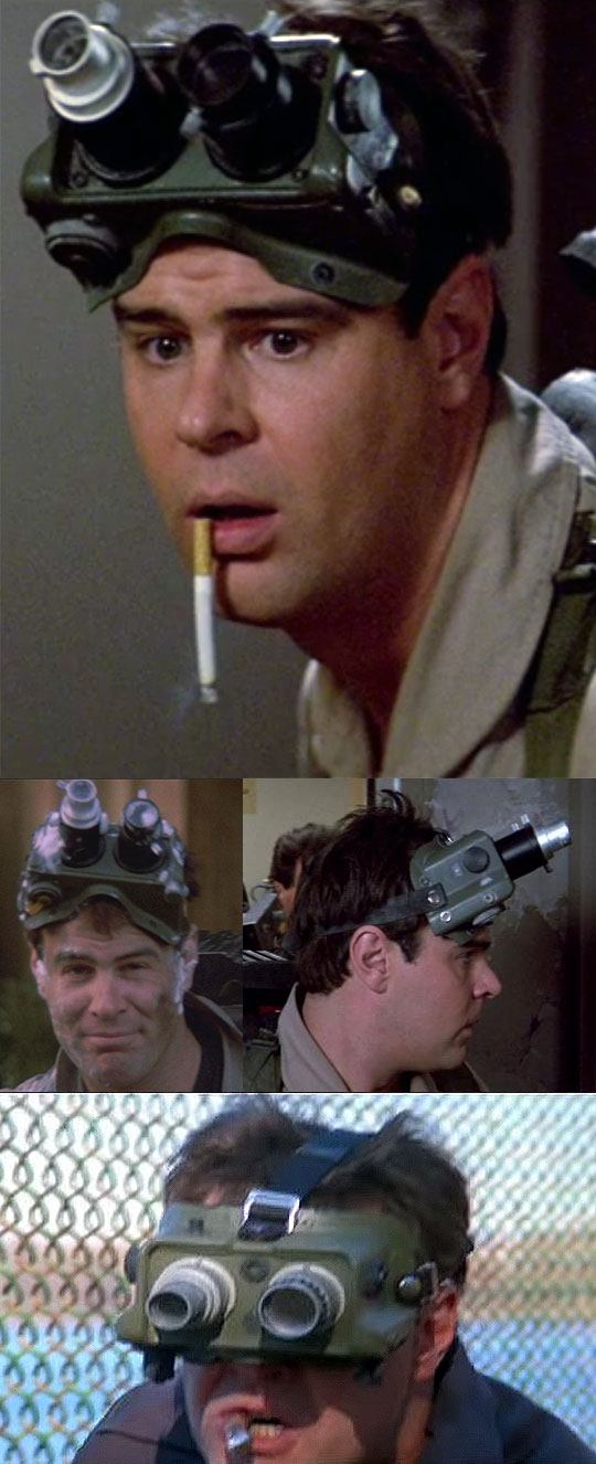 Ghostbusters Ecto Goggles DIY Reference