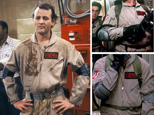 Ghostbusters elbow pad film reference  sc 1 st  Primer Magazine & Easy Accurate Ghostbusters Costume 80% from Amazon