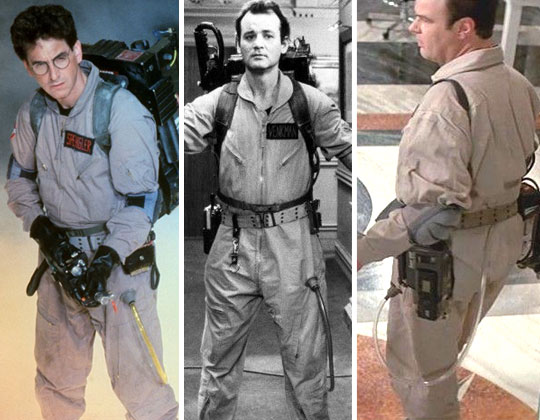 Ghostbusters Uniform | My Blog
