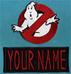 Ghostbusters no ghost patch and name patch