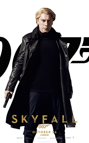 James Bond Style Skyfall