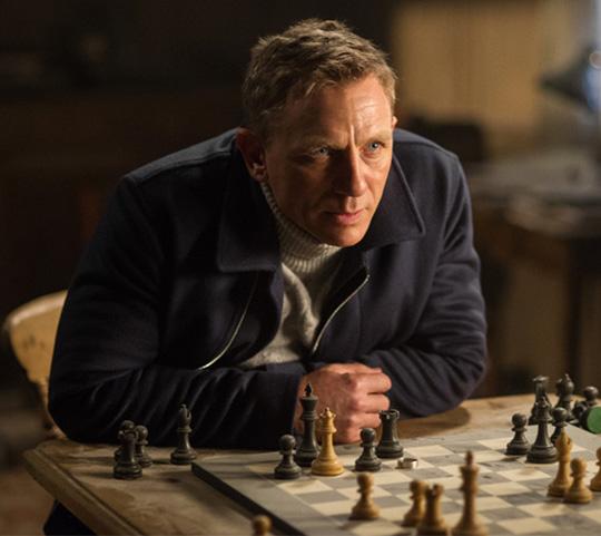 Daniel Craig Style Spectre