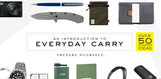 An Introduction to Everyday Carry