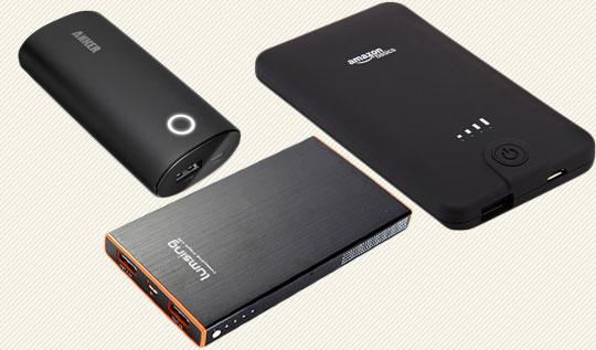 3 portable charger options