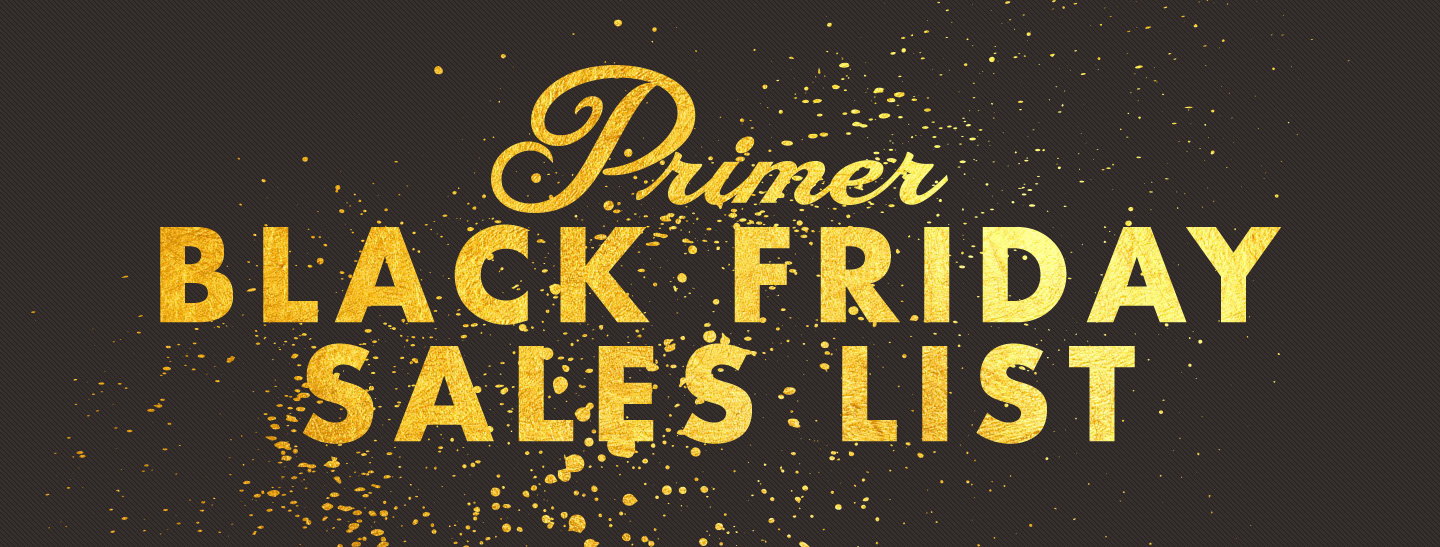 Men Black Friday Sales list