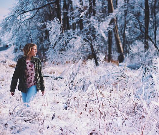 Romantic Winter Getaway