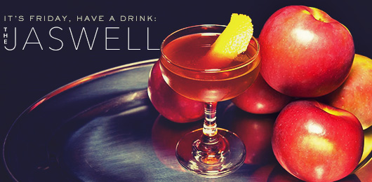 It's Friday … Have a Drink: The Jaswell