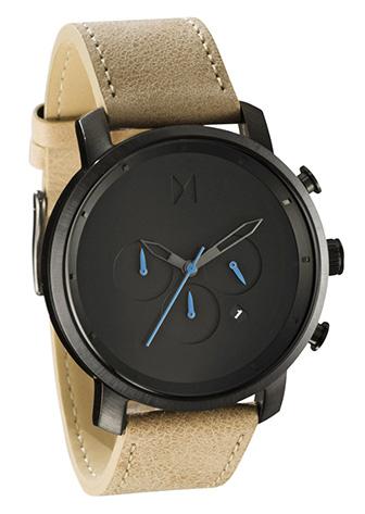 Black MVMT watch