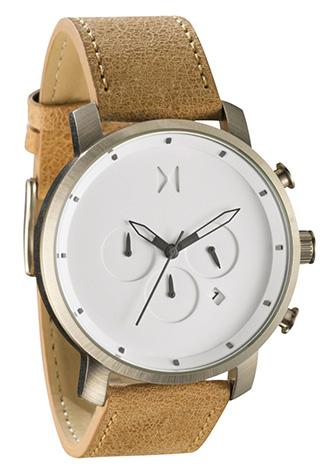 A close up of a MVMT watch
