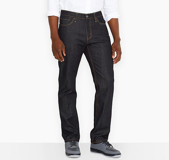 jeans for muscular legs