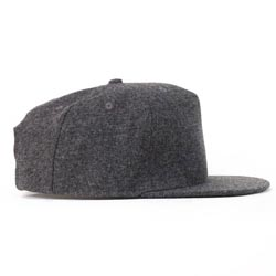 abea1521f6076 USA Made Flannel Baseball Cap. Not your average ...