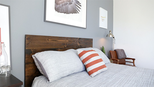 accent walls in bedroom. Bedroom Accent Wall How to Paint a and Completely Change Your Room
