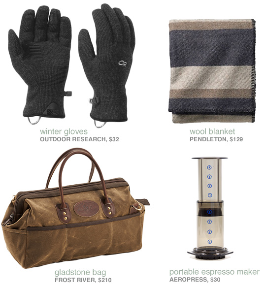 men's winter accessories