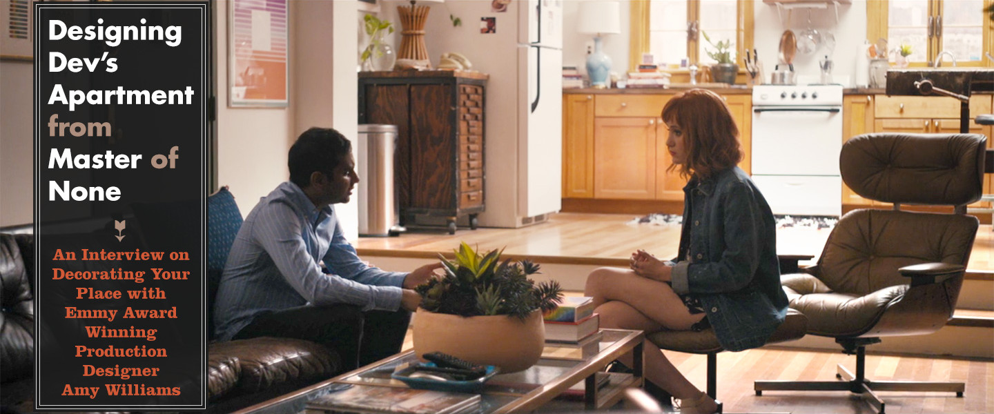 Superb Designing Devu0027s Apartment From Master Of None: An Interview On Decorating  Your Place With Emmy Award Winning Production Designer Amy Williams | Primer