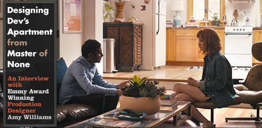 Designing Dev\'s Apartment from Master of None