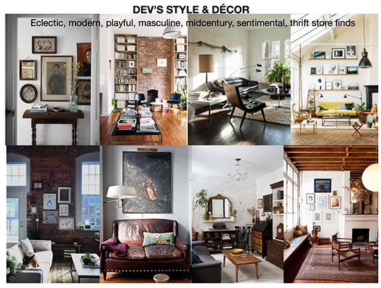 Dev's apartment from Master of None