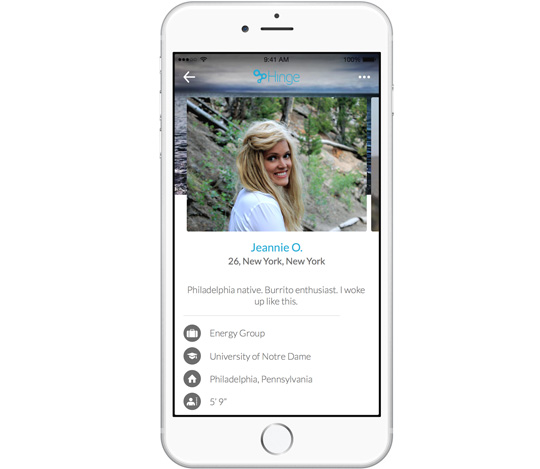 Tinder dating app in Sydney