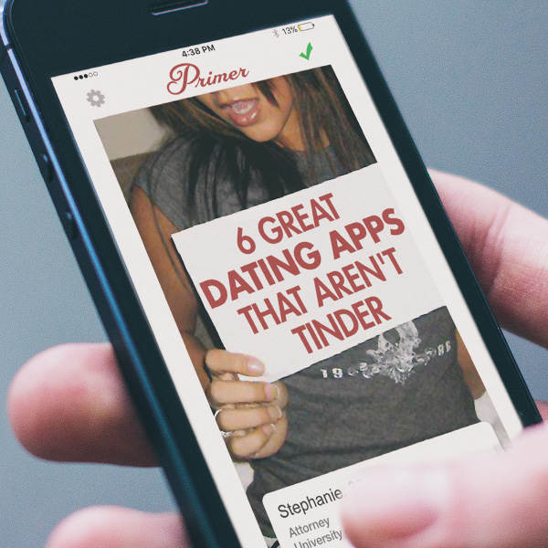 Tinder alternatives Best Dating Apps 2016