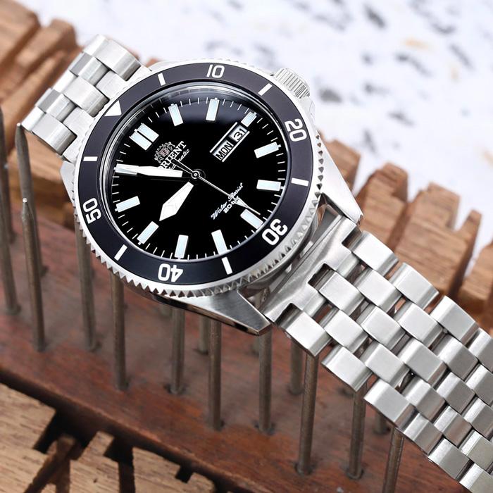 Engineer watch bracelet