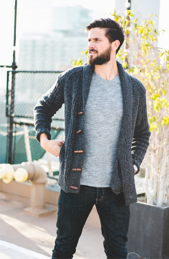 Men's casual style inspiration   Primer