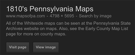 Pesquisa de imagens do Google Ver imagem