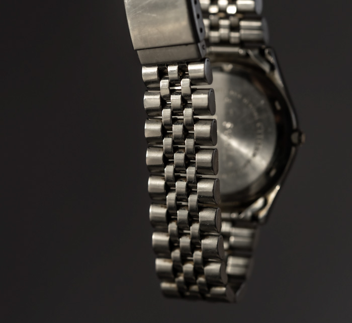 jubilee watch band