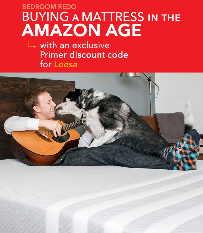 Buying a Mattress in the Amazon Age