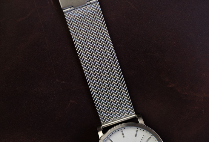 milanese watch band