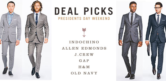 Deal Picks: Presidents Day Weekend