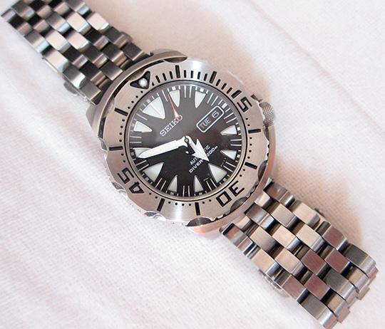 engineer watch strap