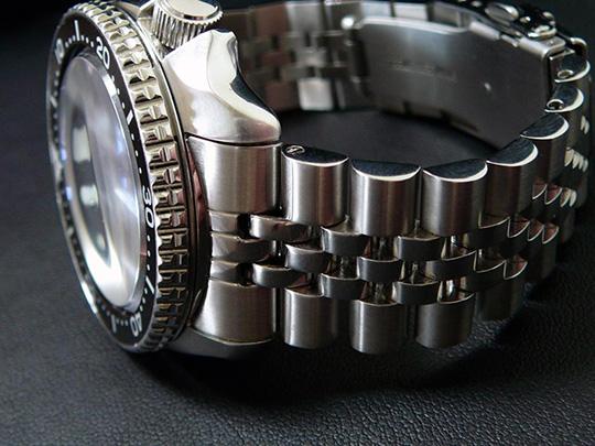 jubilee watch strap