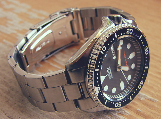 oyster watch strap