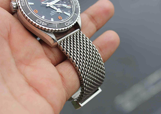 Shark watch strap