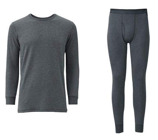 Uniqlo base layer
