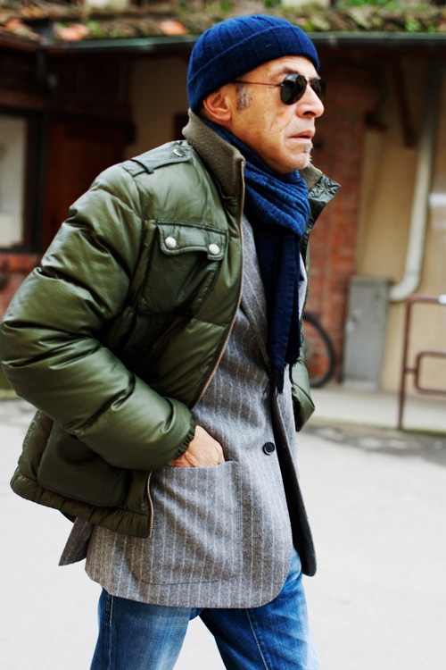men's winter style headgear