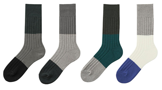 uniqlo socks