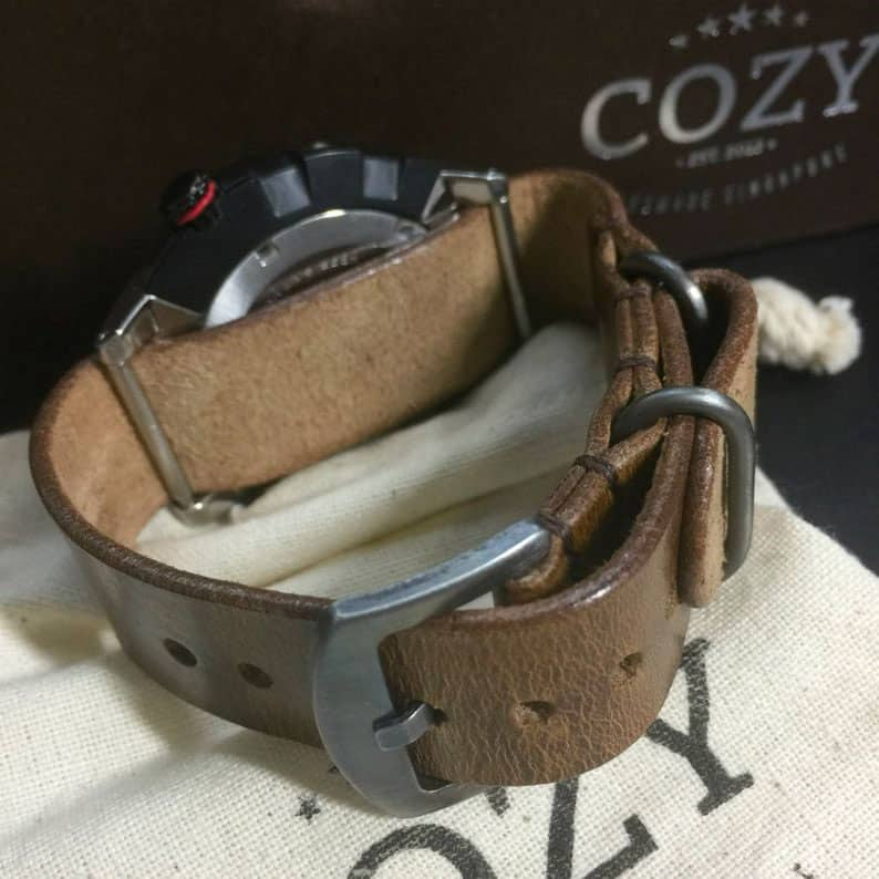 zulu watch strap