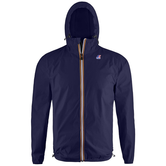 Kway rain jacket
