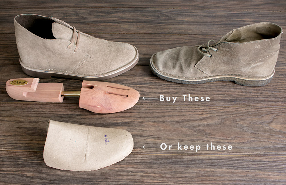 the desert boot upgrade  clarks buschacre 2
