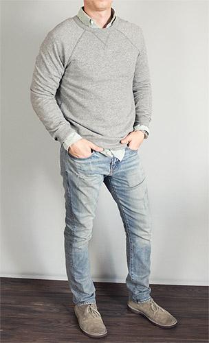 Clarks Bushacre 2 outfit