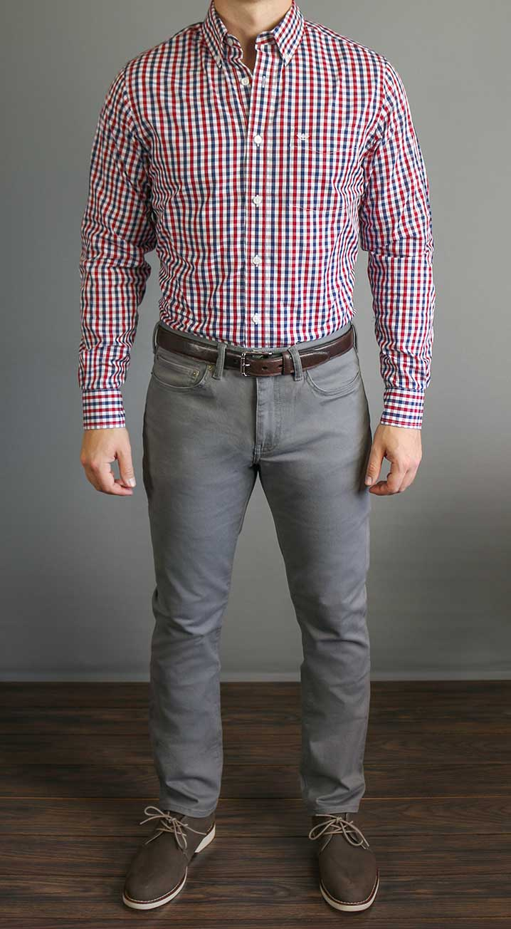 4 Easy Looks That'll Take You Anywhere by Dockers