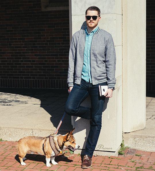 men's spring style inspiration