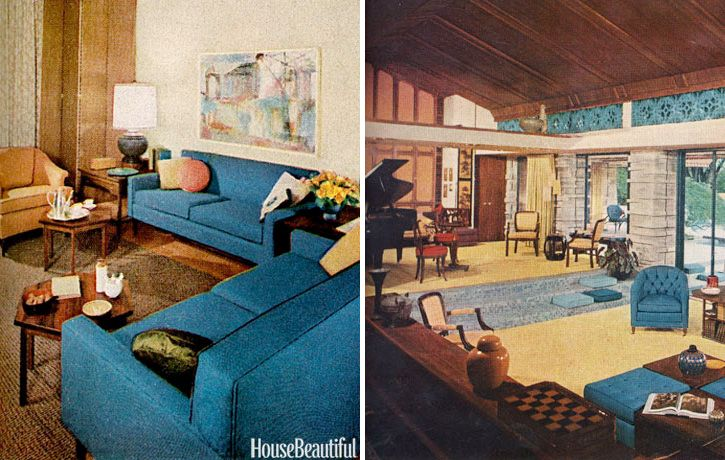 House Beautiful 1960 issues